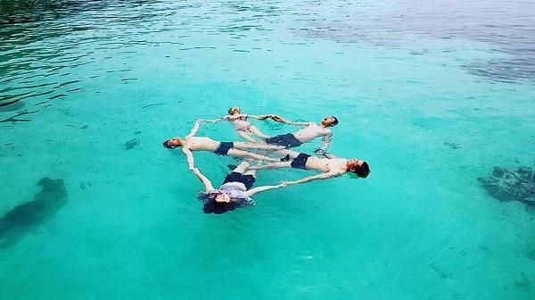Tuyến cáp treo siêu đẹp tại Đảo Ngọc