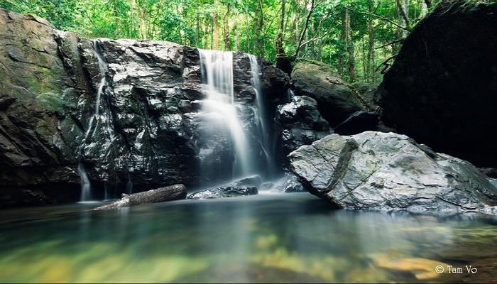Suối Tranh - Địa điểm du lịch suối đẹp Phú Quốc